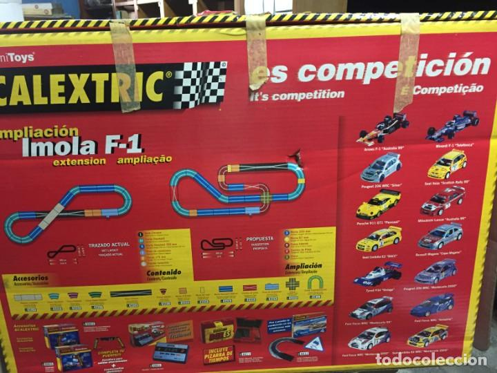 SCALEXTRIC PISTA COCHES (Juguetes - Slot Cars - Scalextric Pistas y Accesorios)