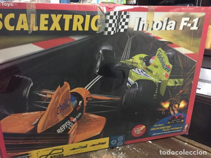 Scalextric: scalextric pista coches - Foto 2 - 194493721