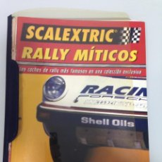 Scalextric: LOTE 12 FASCICULOS SCALEXTRIC RALLY MITICOS, TECNITOYS-ALTAYA, 1-5-9-13-17-21-25-29-33-37-41 Y 45. Lote 194605965