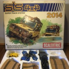 Scalextric: SCALEXTRIC STS 4X4 2014. Lote 194931017