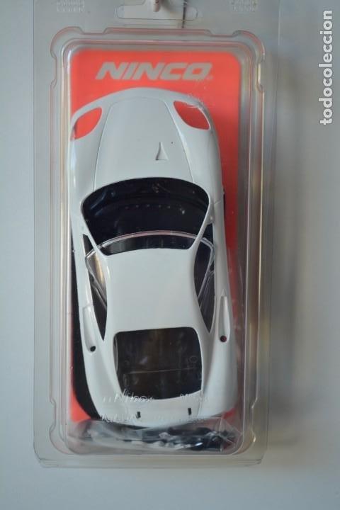 REPUESTO NINCO CARROCERÍA PRORACE EVO FERRARI 360 REF. 80865 (Juguetes - Slot Cars - Scalextric Pistas y Accesorios)