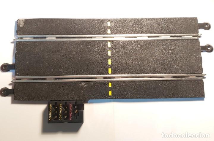 SCALEXTRIC - RECTA SALIDA / META - TECNITOYS 1999 - SP-02.004 (Juguetes - Slot Cars - Scalextric Pistas y Accesorios)