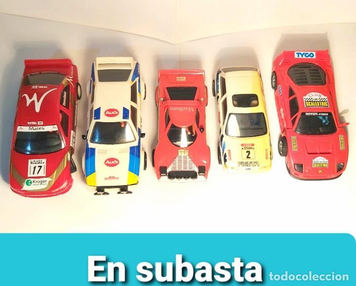 Scalextric: Scalextric - Curva - TecniToys 2000 - SP-02.056 - como nueva #8 - Foto 4 - 195312635