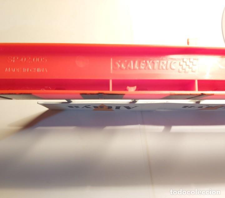 Scalextric: Scalextric - Valla con pancartas/carteles Altaya - TecniToys 2000 - SP-02.005 - como nueva - Foto 3 - 195318563
