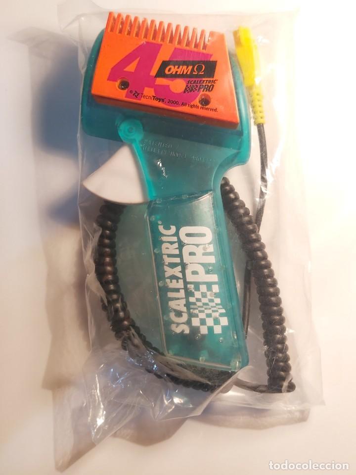 SCALEXTRIC - MANDO PRO - 45 OHM - NUEVO SIN USAR (Juguetes - Slot Cars - Scalextric Pistas y Accesorios)