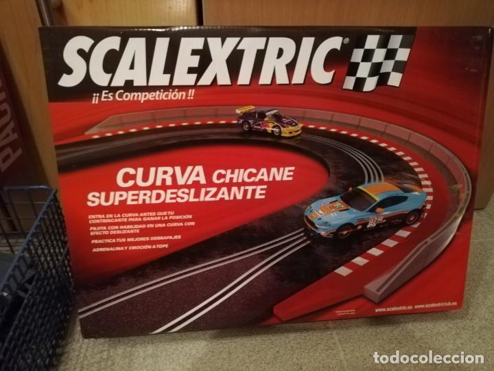 Scalextric: Scalextric: pistas, coches y demás accesorios - Foto 2 - 195356898