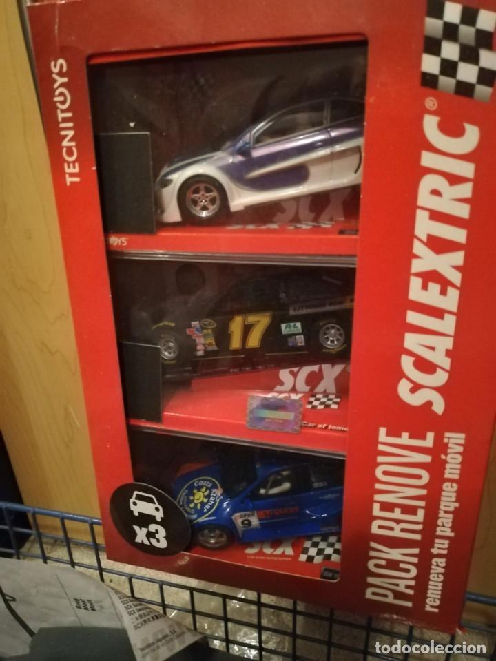 Scalextric: Scalextric: pistas, coches y demás accesorios - Foto 4 - 195356898