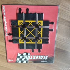 Scalextric: SCALEXTRIC CRUCE TECNITOYS REF. 8409. Lote 195449185