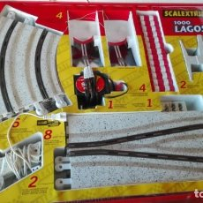 Scalextric: SCALEXTRIC. CIRCUITO MIL LAGOS. EFECTO NIEVE. Lote 199228210