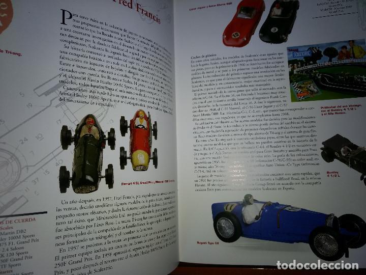 Scalextric: 40 años del Scalextric en España LIBRO 1º EDICION - Foto 2 - 199739927
