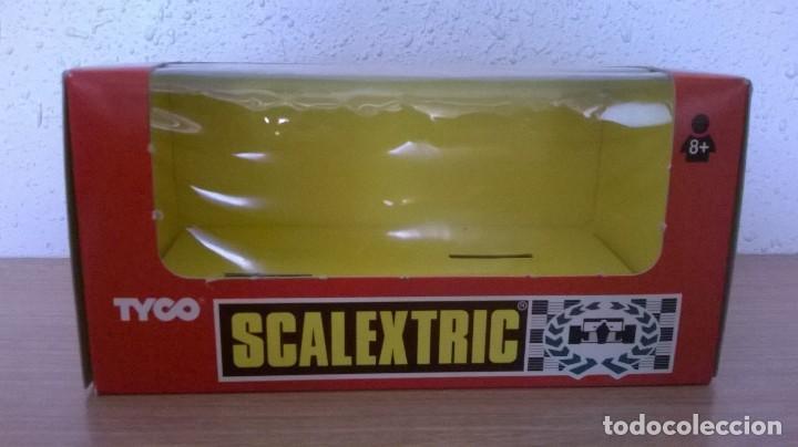 SCALEXTRIC CAJA VACIA SEAT IBIZA (Juguetes - Slot Cars - Scalextric Pistas y Accesorios)