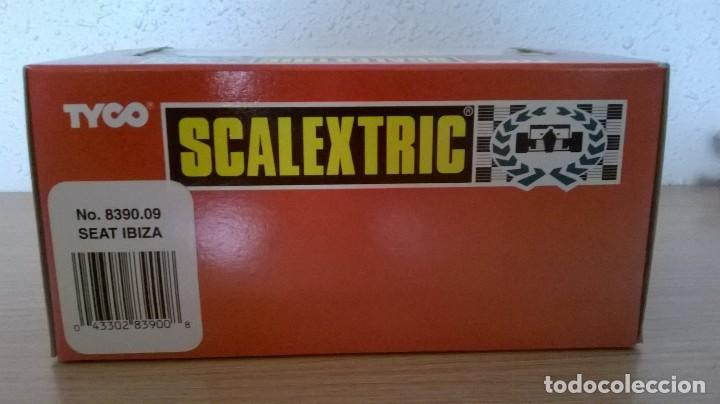 Scalextric: Scalextric caja vacia seat ibiza - Foto 3 - 199830608