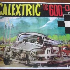 Scalextric: SCALEXTRIC T.C. 600 D.. Lote 199855880