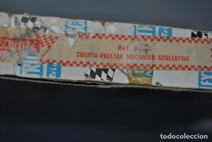 Scalextric: CUENTA VUELTAS SCALEXTRIC MECANICO REF 3259 - Foto 2 - 200038915