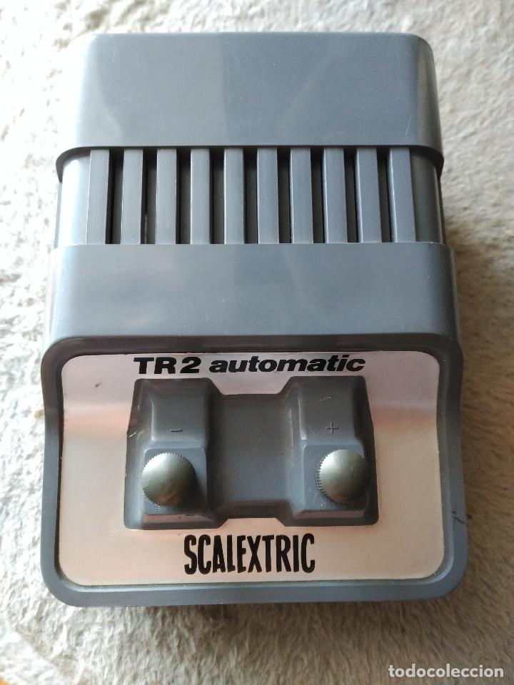 SCALEXTRIC TRANSFORMADOR TR2 (Juguetes - Slot Cars - Scalextric Pistas y Accesorios)