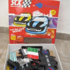Scalextric: SCALEXTRIC COMPACT BY ITSMAGICAL. Lote 202025250