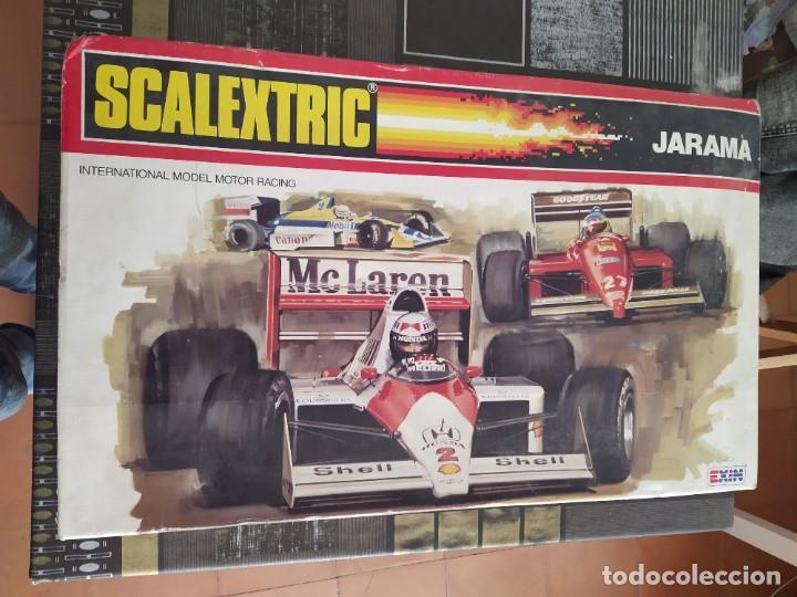 SCALEXTRIC JARAMA (Juguetes - Slot Cars - Scalextric Pistas y Accesorios)