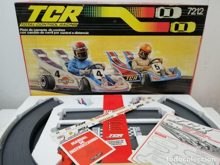 Scalextric: TCR REF 7127 COMPLETO Y NUEVO A ESTRENAR - Foto 5 - 204543053
