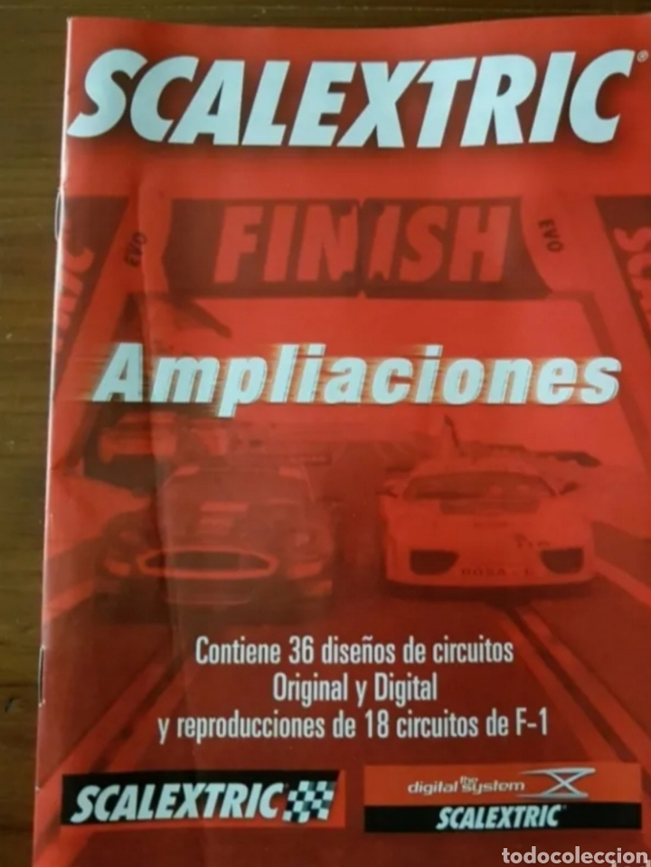 Scalextric: Lote folletos scalextric - Foto 4 - 205820982