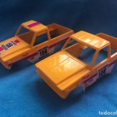 Scalextric: SCALEXTRIC EXIN STS NISSAN PATROL 2 CARROCERIAS DESGUACE. Lote 206230058