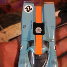 Scalextric: 2 CARROCERÍAS PORSCHE 917 Y FORD GT SCALEXTRIC. Lote 206572935