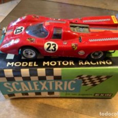 Scalextric: PORSCHE 917 SCALEXTRIC. Lote 207117258