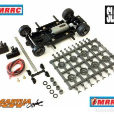Scalextric: MRRC 1/32 CHASIS COMPLETO SEBRING REGULABLE - 71 / 102 MM SLOT CLASSIC RESIN KIT. Lote 188592336