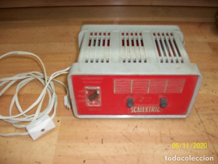TRANSFORMADOR SCALEXTRIC MODELO TR-1 (Juguetes - Slot Cars - Scalextric Pistas y Accesorios)