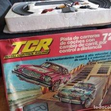 Scalextric: TCR 7210 PISTA DE CARRERAS -MODEL IBER. Lote 208012656