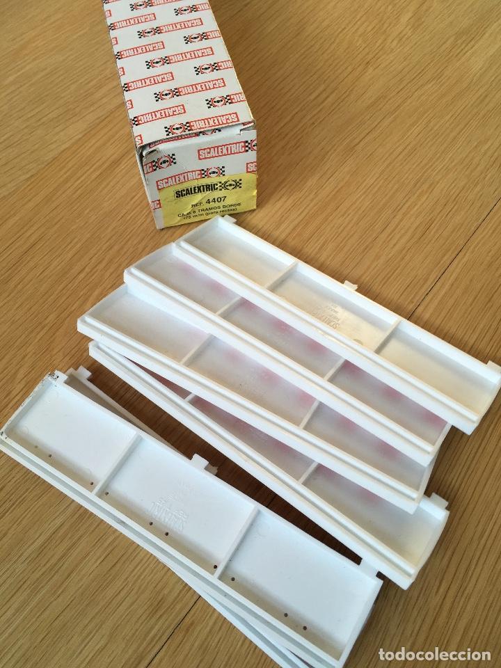 Scalextric: Caja tramos borde 175m/m Ref.4407 - Foto 3 - 208597081
