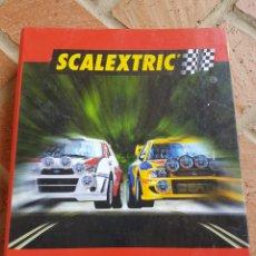 Scalextric: CARPETA COLECCIONABLE SCALEXTRIC ALTAYA ZXY. Lote 209671003