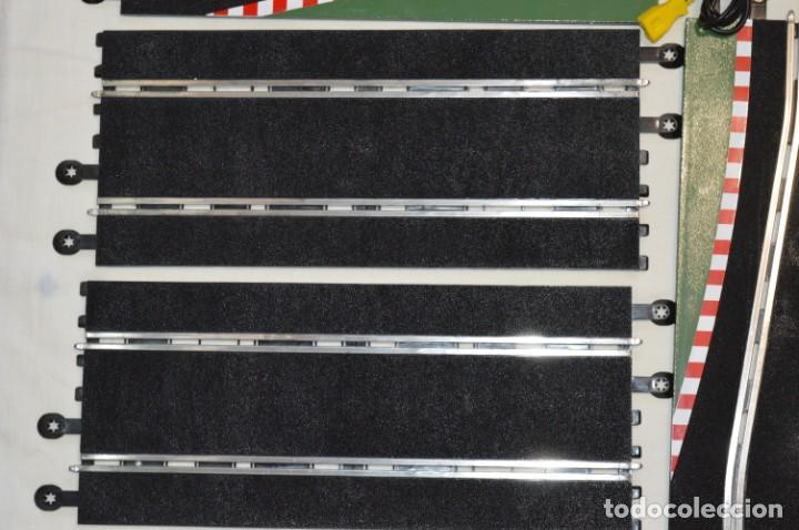 Scalextric: Lote / montón - TECNITOYS - PISTAS y ACCESORIOS VARIADOS - Muy buen estado / EXCELENTE ¡Mira fotos! - Foto 2 - 210232660