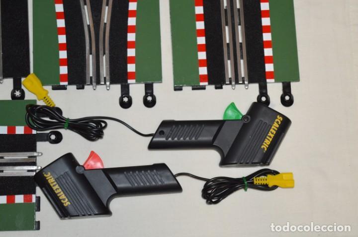 Scalextric: Lote / montón - TECNITOYS - PISTAS y ACCESORIOS VARIADOS - Muy buen estado / EXCELENTE ¡Mira fotos! - Foto 5 - 210232660