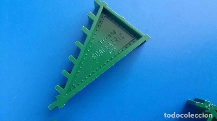 Scalextric: LOTE PERALTES SCALEXTRIC TRI-ANG ENGLAND - Foto 2 - 210793836
