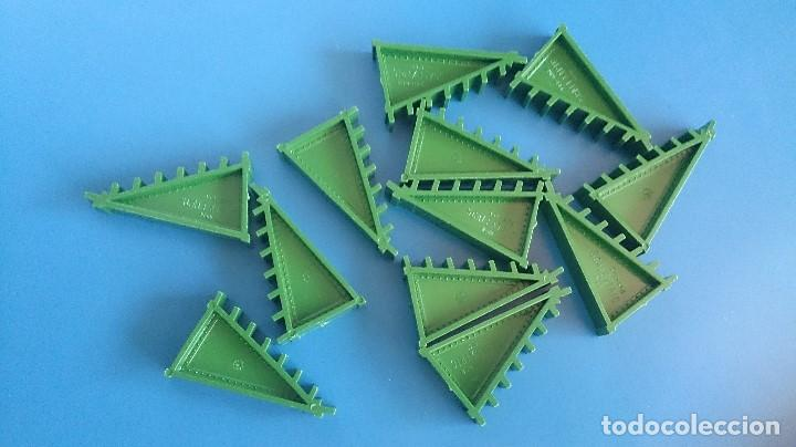LOTE PERALTES SCALEXTRIC TRI-ANG ENGLAND (Juguetes - Slot Cars - Scalextric Pistas y Accesorios)