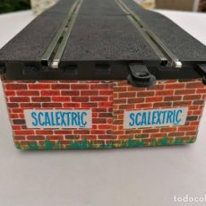 Scalextric: SCALEXTRIC (EXIN). PUENTE COMPLETO REF. 3025. Lote 210821320