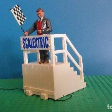 Scalextric: JUEZ PISTA SCALEXTRIC STARTER ON ROSTRUM F/303. Lote 211415415