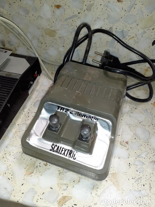 Scalextric: TRANSFORMADORES RECTIFICADORES SCALEXTRIC Y GRUNDIG EW 3 - Foto 3 - 212196307