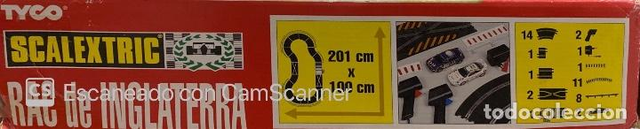 Scalextric: SCALEXTRIC. RAC DE INGLATERRA. VER TODAS LAS FOTOS - Foto 13 - 212354770