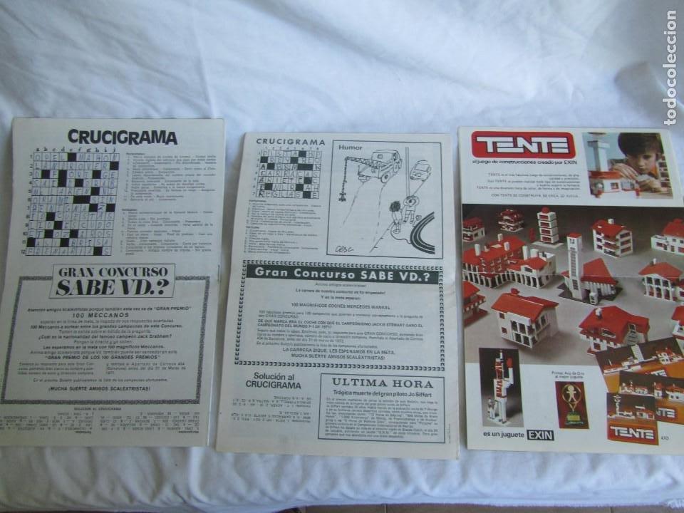 Scalextric: 3 revistas Scalextric Club nº 4 - 5 - 6 - Foto 5 - 213406820