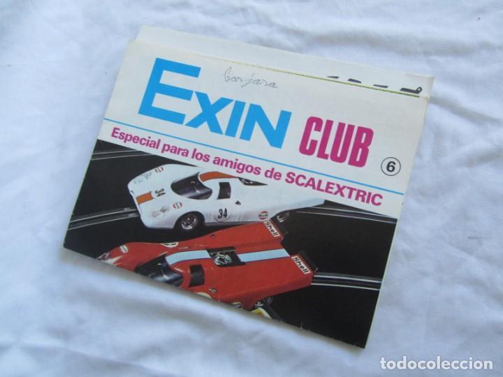 Scalextric: 3 revistas Scalextric Club nº 4 - 5 - 6 - Foto 6 - 213406820