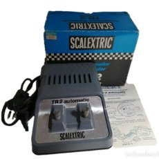 Scalextric: SCALEXTRIC TRANSFORMADOR TR2 AUTOMATIC. Lote 213479863