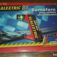 Scalextric: SEMAFORO SCALEXTRIC TECNITOYS. Lote 214120298