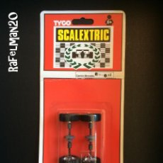 Scalextric: SCALEXTRIC TYCO - BLISTER 2 EJES CON CORONA GRIS - CAMIÓN MERCEDES. Lote 214385833