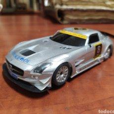 Scalextric: MERCEDES BENZ SLS AMG GT3 SCX. Lote 215182512