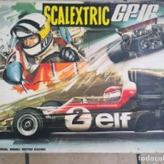 Scalextric: ANTIGUO CIRCUITO GP16 GP 16 EXIN SCALEXTRIC TRIANG. Lote 215653781