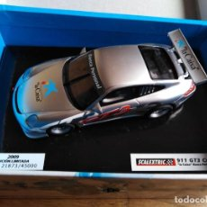 Scalextric: COCHE SCALEXTRIC PORSCHE 911 GT3 CUP. Lote 215676011