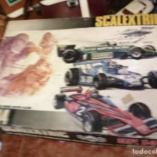 Scalextric: SCALEXTRIC - GP 14 - INTERNATIONAL MODEL MOTOR RACING - COMPLETA - SIN COCHES. Lote 215705303