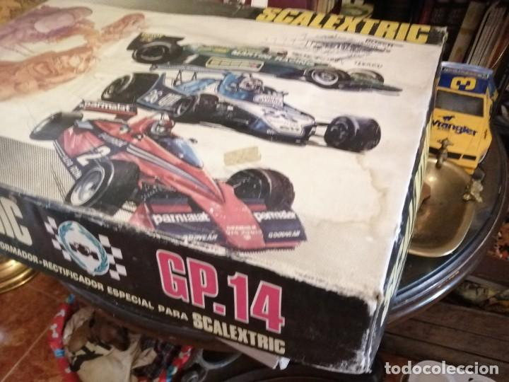 Scalextric: SCALEXTRIC - GP 14 - INTERNATIONAL MODEL MOTOR RACING - COMPLETA - SIN COCHES - Foto 5 - 215705303