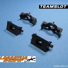 Scalextric: 2X ADAPTADOR MOTOR SCALEXTRIC RX4 A MOTOR ABIERTO RX1 EXIN SCX SOPORTE RX-4 RX-1. Lote 257882895